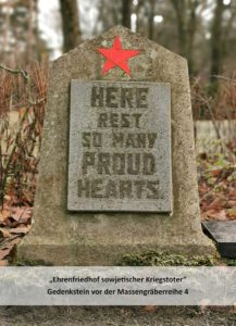 So many proud hearts rest here.