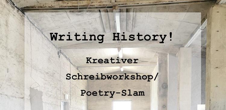Workshop Poetry Slam im November
